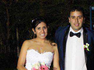 El matrimonio de Evelyn Carolina y Edwuard 3