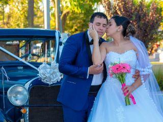 El matrimonio de Evelyn Carolina y Edwuard