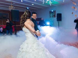El matrimonio de Bethzali y Kenny 1