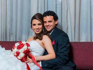 El matrimonio de Bethzali y Kenny