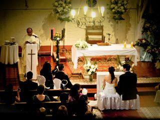 El matrimonio de Leslie y Gabriel 2