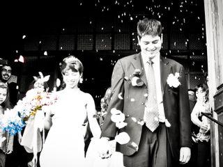 El matrimonio de Leslie y Gabriel