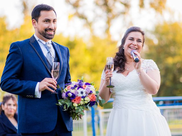 El matrimonio de Estefania y Guido