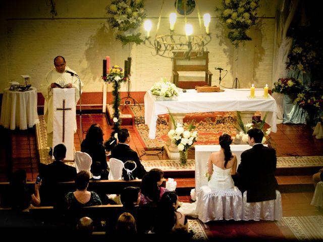 El matrimonio de Gabriel y Leslie en Rancagua, Cachapoal 1