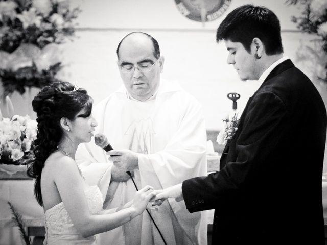 El matrimonio de Gabriel y Leslie en Rancagua, Cachapoal 6