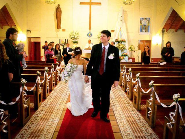 El matrimonio de Gabriel y Leslie en Rancagua, Cachapoal 9
