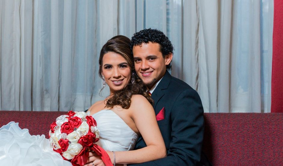El matrimonio de Kenny y Bethzali en Recoleta, Santiago