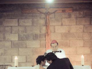 El matrimonio de Karen y Ignacio 1