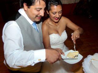 El matrimonio de Karen y Ignacio