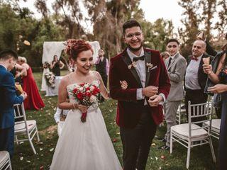 El matrimonio de Mely y Manu