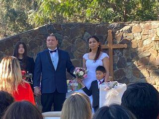 El matrimonio de Carmen Gloria  y Manuel