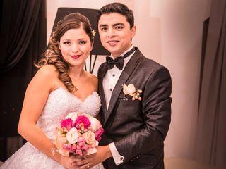 El matrimonio de Estrella y Cristian