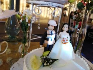 El matrimonio de Cristina y Mauricio 3