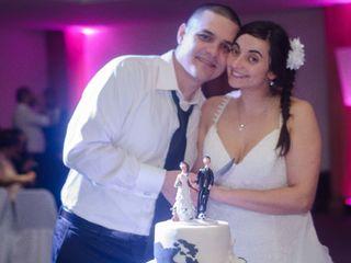 El matrimonio de Daniela Navarrete y Noah Ramirez