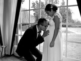 El matrimonio de Javiera y Fernando 1