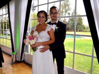 El matrimonio de Javiera y Fernando