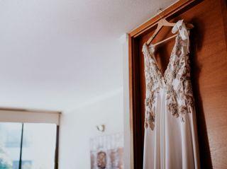 El matrimonio de Alejandra y Marcos 1