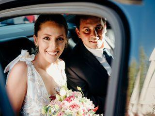 El matrimonio de Alejandra y Marcos