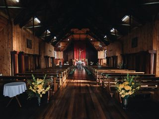 El matrimonio de Daniela y Christian 2