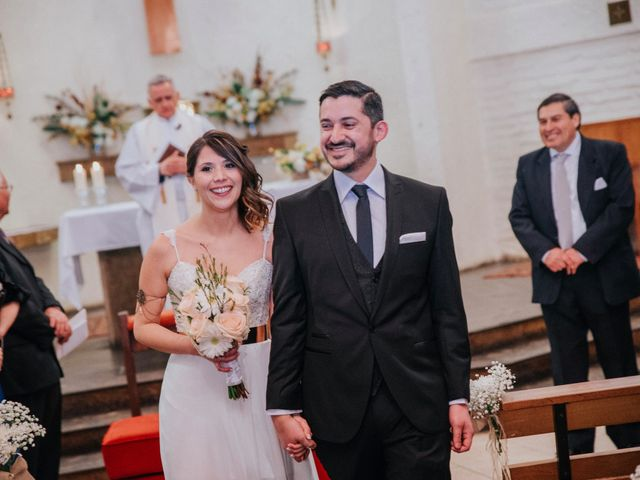 El matrimonio de Ana y Simón