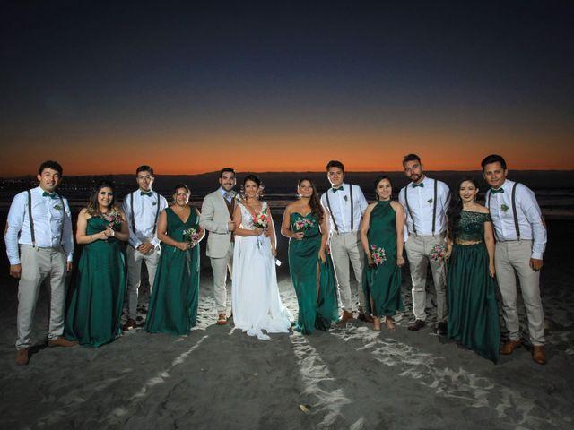 El matrimonio de Jonatan  y Suelen  en Viña del Mar, Valparaíso 1