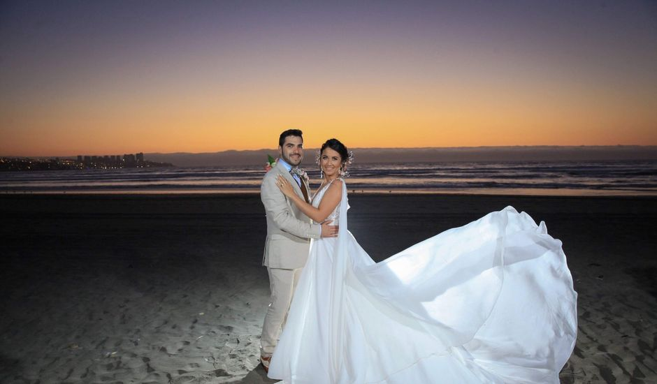 El matrimonio de Jonatan  y Suelen  en Viña del Mar, Valparaíso