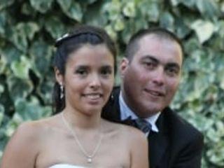 El matrimonio de Paola y Williams