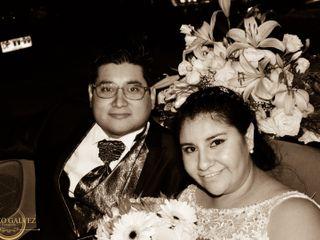 El matrimonio de Claudia y Fernando