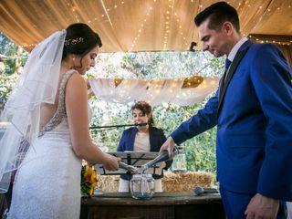 El matrimonio de Carolina  y Nicolás