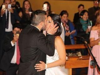 El matrimonio de Wilmeryi  y Rafael