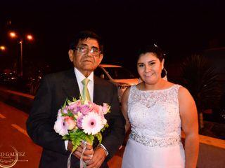 El matrimonio de Claudia y Fernando 2