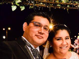 El matrimonio de Claudia y Fernando 3