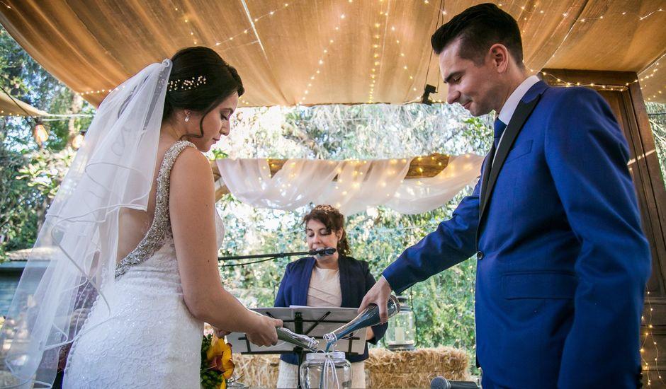 El matrimonio de Nicolás  y Carolina  en Talagante, Talagante