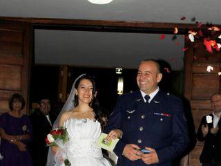 El matrimonio de Evelyn y Jorge 1