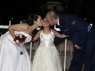 El matrimonio de Evelyn y Jorge 2