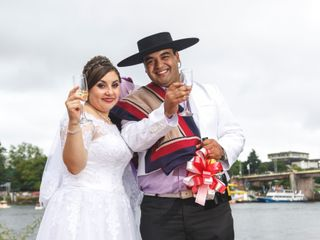 El matrimonio de Maryori y Patricio