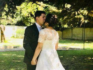 El matrimonio de Hugo y Noemí 1