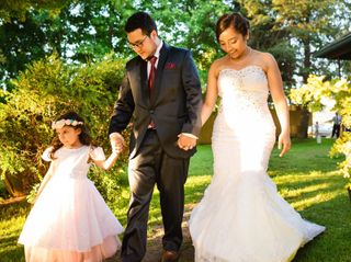 El matrimonio de Katerine y Ignacio 1