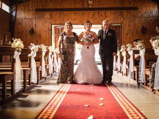 El matrimonio de Katerine y Ignacio 2