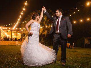 El matrimonio de Katerine y Ignacio 3