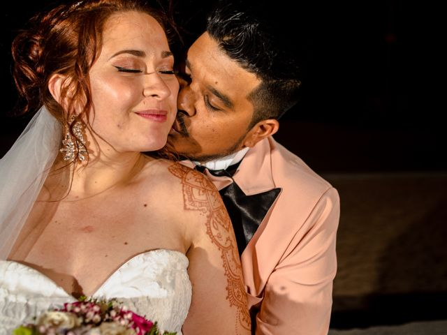 El matrimonio de Kamila y Rodrigo