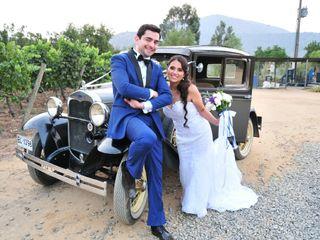 El matrimonio de Natalia y Camilo