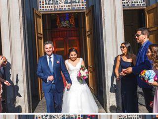El matrimonio de Álvaro y Greimar 2