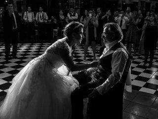El matrimonio de Loreto y Juan