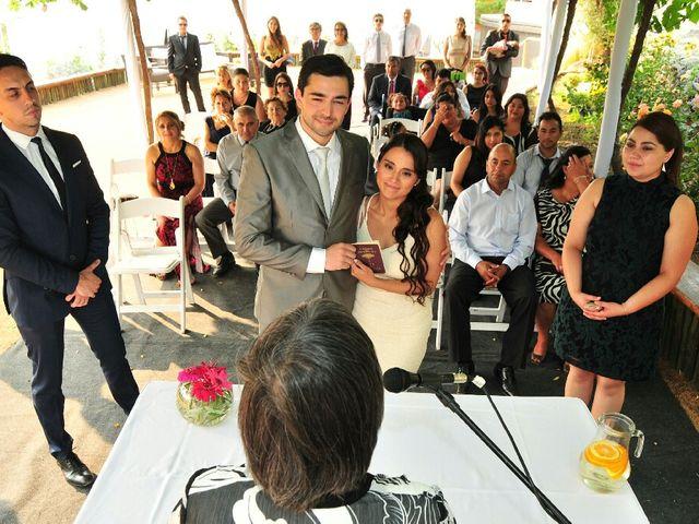 El matrimonio de Camilo y Natalia en Melipilla, Melipilla 15