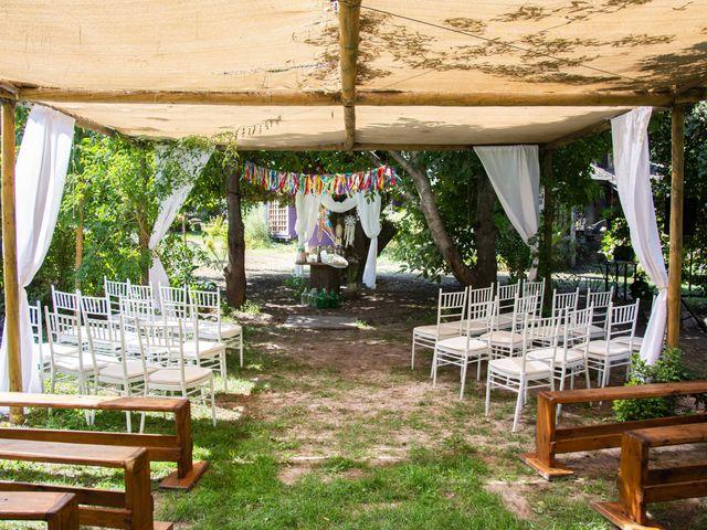 El matrimonio de Felipe y Brenda en San José de Maipo, Cordillera 2