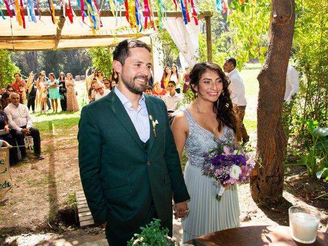 El matrimonio de Felipe y Brenda en San José de Maipo, Cordillera 13