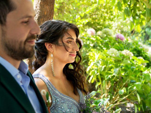 El matrimonio de Felipe y Brenda en San José de Maipo, Cordillera 14