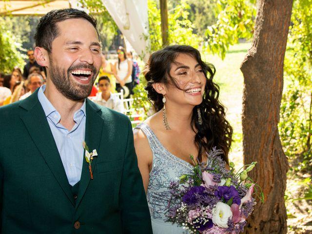 El matrimonio de Felipe y Brenda en San José de Maipo, Cordillera 15