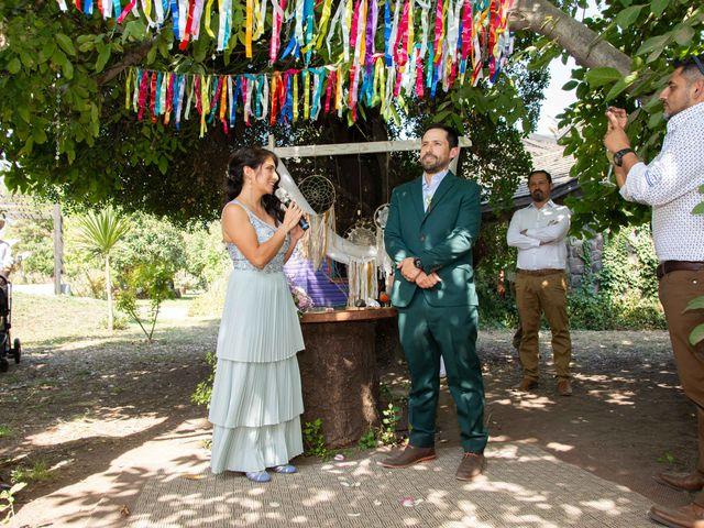 El matrimonio de Felipe y Brenda en San José de Maipo, Cordillera 17